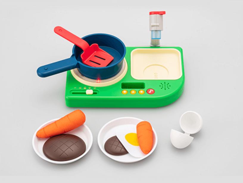 こどもちゃれんじぷち 1歳2歳 幼児教育 通信教育 家庭教育 キッチンセット 2020年12月