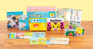 こどもちゃれんじEnglish 英語 年少 3歳4歳 教材内容 2021年度3月